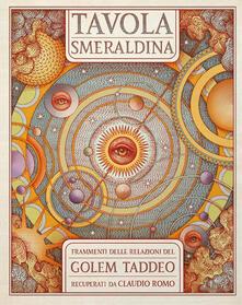 Listadelpopolo.it Tavola smeraldina. Ediz. illustrata Image