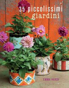 Filippodegasperi.it 35 piccolissimi giardini Image