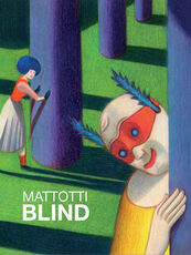 Libro Blind. Ediz. bilingue Lorenzo Mattotti