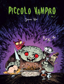 Fondazionesergioperlamusica.it Piccolo vampiro. Vol. 2 Image