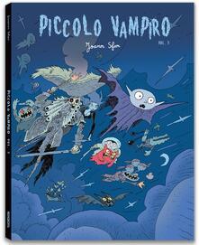 Winniearcher.com Piccolo vampiro. Vol. 3 Image