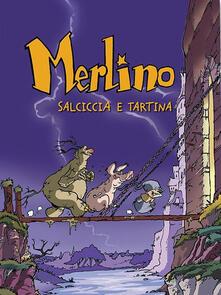 Salsiccia e Tartina. Merlino. Vol. 1.pdf