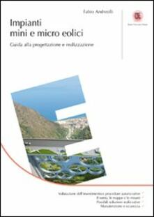 Voluntariadobaleares2014.es Impianti mini e micro eolici. Guida alla progettazione e realizzazione Image