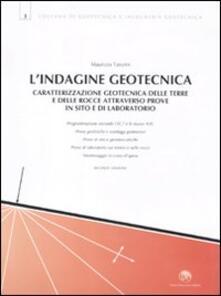 Filmarelalterita.it L' indagine geotecnica Image