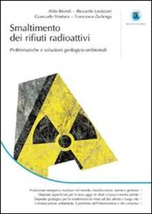 Capturtokyoedition.it Smaltimento dei rifiuti radioattivi. Problematiche e soluzioni geologico-ambientali Image