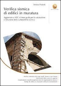 Verifica sismica di edifici in muratura. Aggiornato a NTC e Linee guida per la valutazione e riduzione della vulnerabilità sismica. Ediz. illustrata