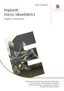 Promoartpalermo.it Impianti micro idroelettrici. Progetto e installazione Image
