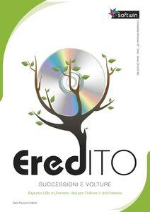 Eredito. Successioni e volture. CD-ROM. Con libro