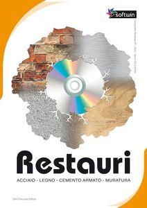 Restauri. Acciaio, legno, cemento armato, muratura. CD-ROM. Con libro