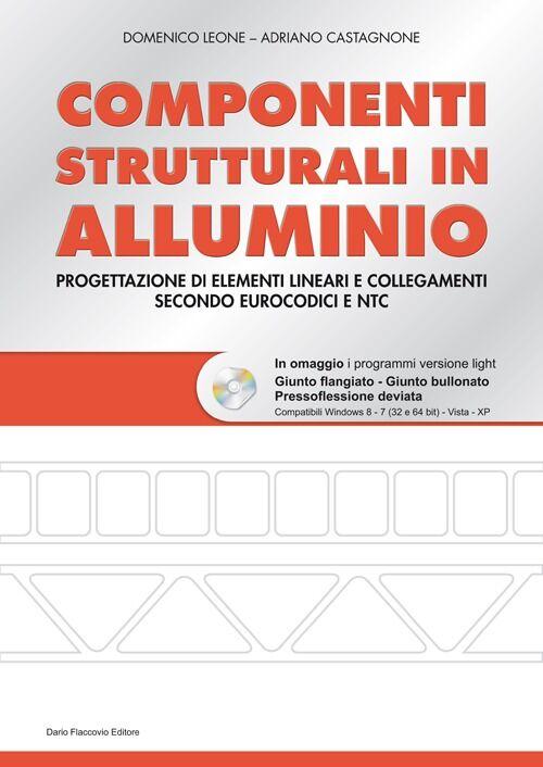 Componenti strutturali in alluminio. Con CD-ROM