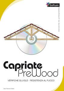 Capriate PreWood. CD-ROM. Con libro
