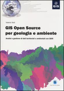 Ascotcamogli.it GIS open source per geologia e ambiente. Analisi e gestione di dati territoriali e ambientali con QGIS Image