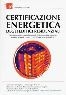 Partyperilperu.it Certificazione energetica degli edifici residenziali Image