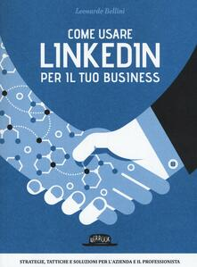 Valentinavalontano.it Come usare LinkedIn per il tuo business Image