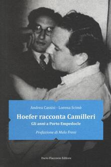 Winniearcher.com Hoefer racconta Camilleri. Gli anni a Porto Empedocle Image