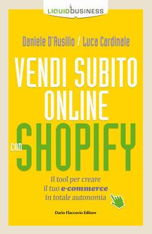 Winniearcher.com Vendi subito online con Shopify. Il tool per creare il tuo e-commerce in totale autonomia Image