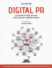 Associazionelabirinto.it Digital PR. L'importanza delle persone nelle relazioni pubbliche digitali Image