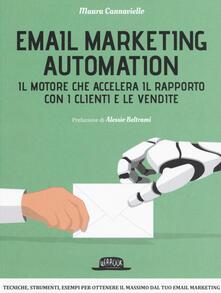 Ipabsantonioabatetrino.it Email marketing automation. Il motore che accelera il rapporto con i clienti e le vendite Image