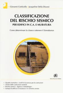 Classificazione del rischio sismico per edifici in c.a. e muratura.pdf