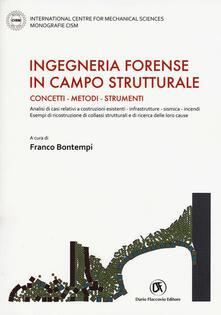 Listadelpopolo.it Ingegneria forense in campo strutturale. Concetti, metodi, strumenti Image
