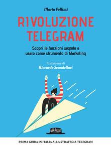 Squillogame.it Rivoluzione Telegram. Scopri le funzioni segrete e usalo come strumento di marketing Image