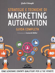 Osteriacasadimare.it Strategie e tecniche di marketing automation. Guida completa Image