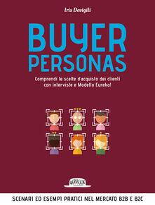 Vitalitart.it Buyer personas. Comprendi le scelte d'acquisto dei clienti con interviste e Modello Eureka! Image