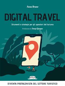 Grandtoureventi.it Digital travel. Strumenti e strategie per gli operatori del turismo Image