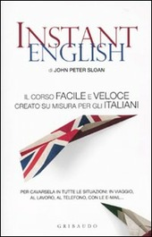Instant english copertina