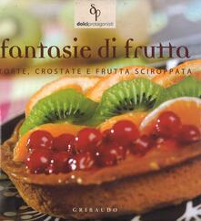 Antondemarirreguera.es Fantasie di frutta. Torte, crostate e frutta sciroppata Image