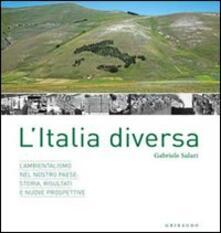 Vitalitart.it Un' Italia diversa. L'ambientalismo nel nostro Paese: storia, risultati e nuove prospettive Image