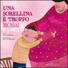 Squillogame.it Una sorellina è troppo rosa! Image