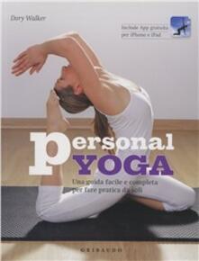 Antondemarirreguera.es Personal yoga. Una guida facile e completa per fare pratica da soli. Con App per iPhone e iPad Image