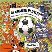 Antondemarirreguera.es La grande partita. Libro pop-up Image
