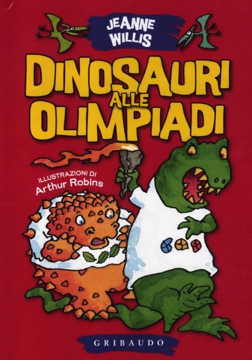 Dinosauri alle Olimpiadi