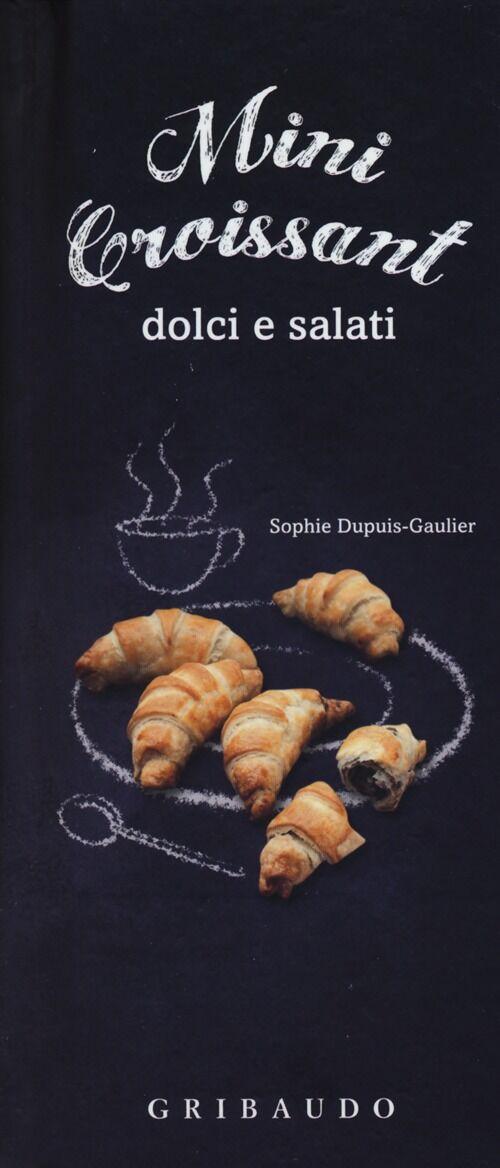 Mini croissant dolci e salati. Con gadget