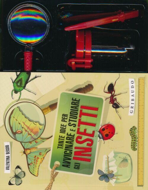 Tante idee per avvicinare e studiare gli insetti. Con gadget