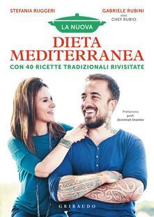 Secchiarapita.it La nuova dieta mediterranea. Con 40 ricette tradizionali rivisitate Image