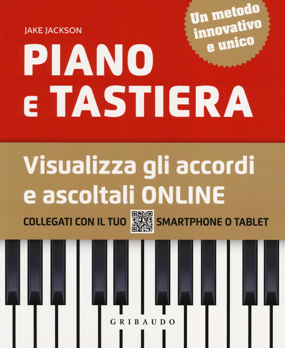 Piano e tastiera. Visualizza gli accordi e ascoltali online