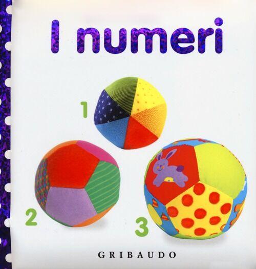 I numeri. Libri da toccare