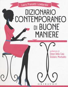 Ipabsantonioabatetrino.it Dizionario contemporaneo di buone maniere Image
