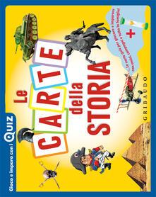 Daddyswing.es Le carte della storia. Ediz. a colori. Con 100 Carte Image