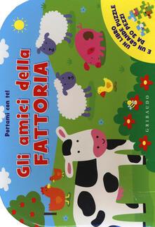 Gli amici della fattoria. Portami con te! Libro puzzle. Ediz. illustrata.pdf