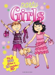 Premioquesti.it Party girls. Con adesivi Image