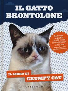 Filippodegasperi.it Il gatto brontolone. Il libro di Grumpy Cat Image