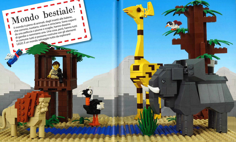 Infinite idee per giocare. Lego - A. Fontebuoni - Libro - Gribaudo ...