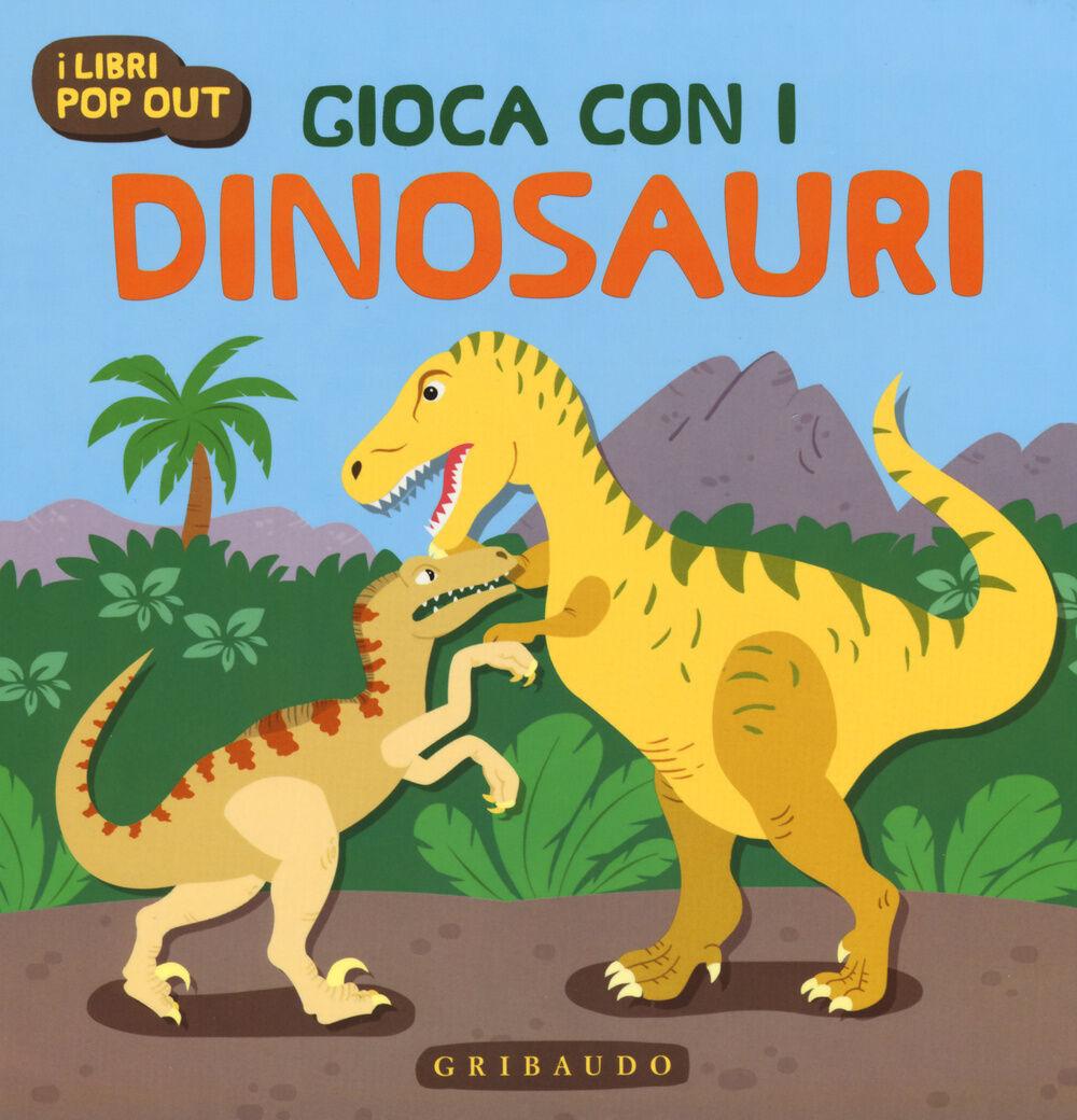 Gioca con i dinosauri