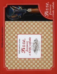 Grandtoureventi.it Pizze, focacce e torte salate. Con gadget Image