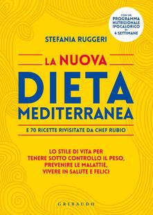 Parcoarenas.it La nuova dieta mediterranea e 70 ricette rivisitate da chef Rubio. Lo stile di vita per tenere sotto controllo il peso, prevenire le malattie, vivere in salute... Image