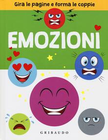 Listadelpopolo.it Emozioni. Gira le pagine e forma le coppie. Ediz. illustrata Image